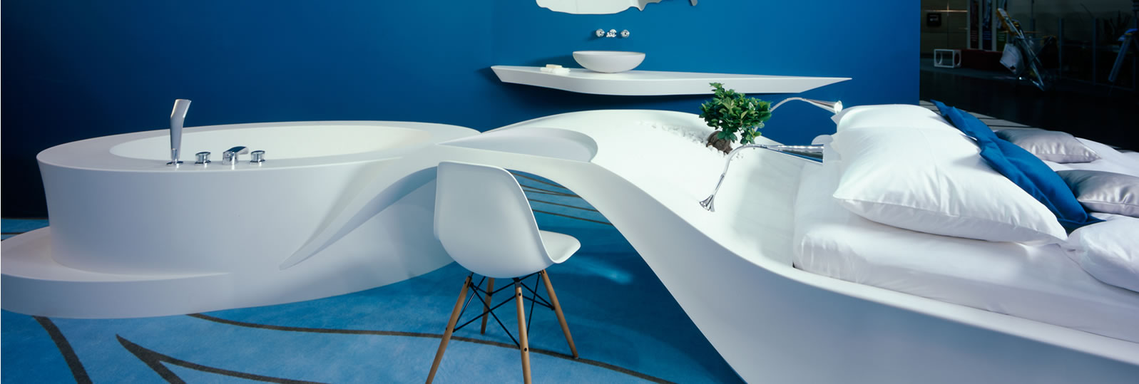 Deeley fabrications - Corian manufacturer Milton Keynes | Corian Quality Network Partner and Hi-Macs Quality Club members