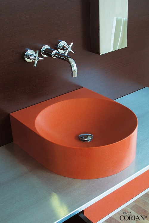 Awesome Examples Of Acrylic Solid Surface Bathrooms