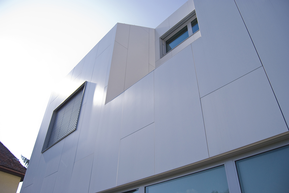 Exterior wall cladding panels uk recycled plastic for External wall materials