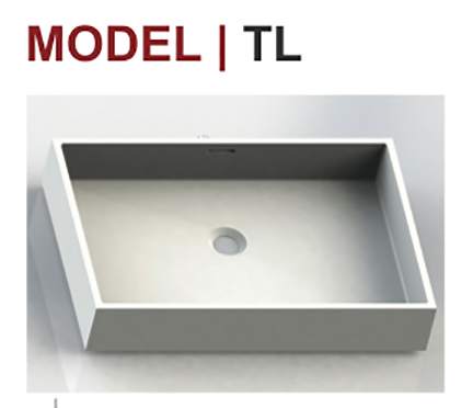 Tristone sinks vanity basins dfmk solid surface for Avonite sinks